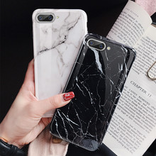 Glossy Marble Case For Iphone XS MAX XR Cover Silicone TPU Soft Cases 8 7 Plus X 6 6S Luxury
