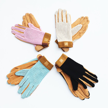 Equestrian Riding Gloves For Kids & Adults Comfortable Fit  1