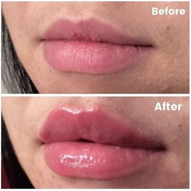 Lèvre repulpante brillant à lèvres plus dodue traitement de rouge à lèvres