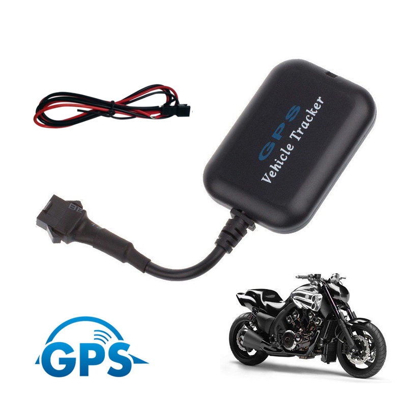 ENKLOV Car GPS Tracker Locator Miniature Concealed GPS Positioning Google link real time tracking Car Motorcycle Dual SIM Card-in GPS Trackers from Automobiles & Motorcycles