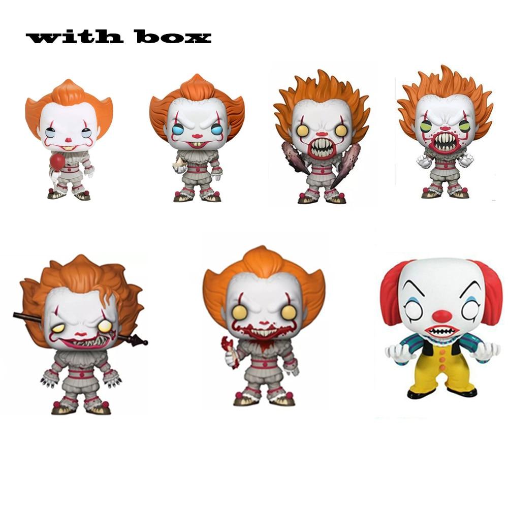 New Funko POP Scream Ghostface Figure PVC Model Collection Figurine Toys Gift