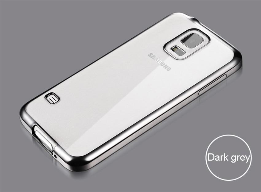 Clear Samsung Galaxy S5 Case 10