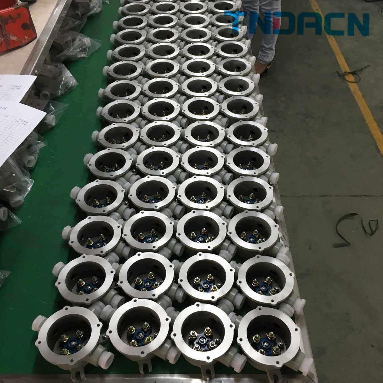 Tenda натуральный продукт Tdah-g3/4 Взрывозащищенная распределительная коробка t-разъем 6 точек распределительная коробка DN20 Взрывозащищенная коробка Большой