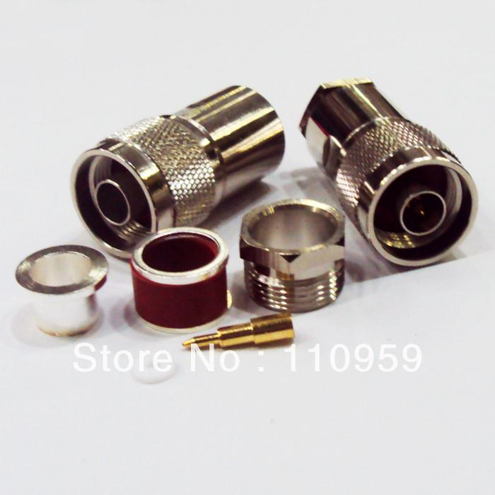 DHL/EMS N-J3-3 (50 Ohms) N The Head Male Coaxial Connector -3-5-9 Head-A2