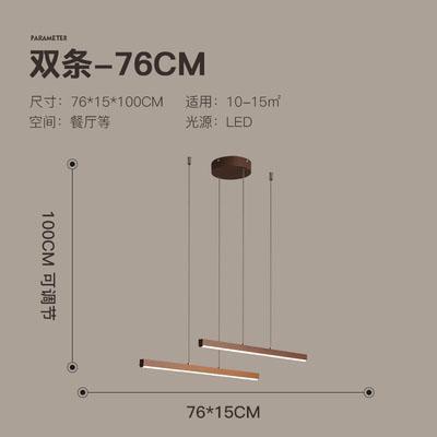 Double strip L76cm