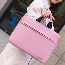 Manufacturers Direct Selling Apple MacBook Dull Polish PU Cover Sleeve Laptop Computer Bag 13 Inches Briefcase