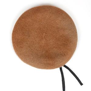 2019 nova 1PC homem 100% lã boina militar de lã marinho vermelho Preto soldado tático do exército cor sólida cap boina vestuário chapéu