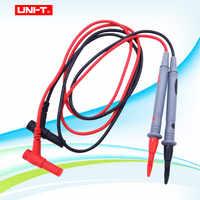UNI-T UT-L73 multimètre crayon pointe spéciale stylo de Test la sonde de Mater s'applique à la plupart des mulitmètres Interface universelle