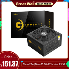 Power-Supply Computer 850W 80-Plus Pc Psu Great-Wall Gold Atx 12v for Fan E-Sport 140mm