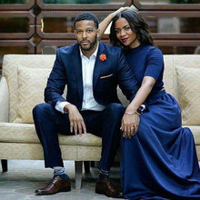 Navy Blue Suits Men 2019 Wedding Slim Fit Prom Man Outfit Groom Tuxedo 2Piece Best Man Blazer Costume Homme Terno Masculino