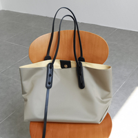 Women Shoulder Bag Handbag Totes Commuter Bag Nylon Oxford Large Capacity Casual Bags Summer Travel Bag 2020 New
