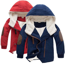 цена Teen Down Jacket Girls Clothing Warm Down Jacket For Boy Girl Clothes 2019 Winter Thicken Parka  Hooded Children Outerwear Coats онлайн в 2017 году