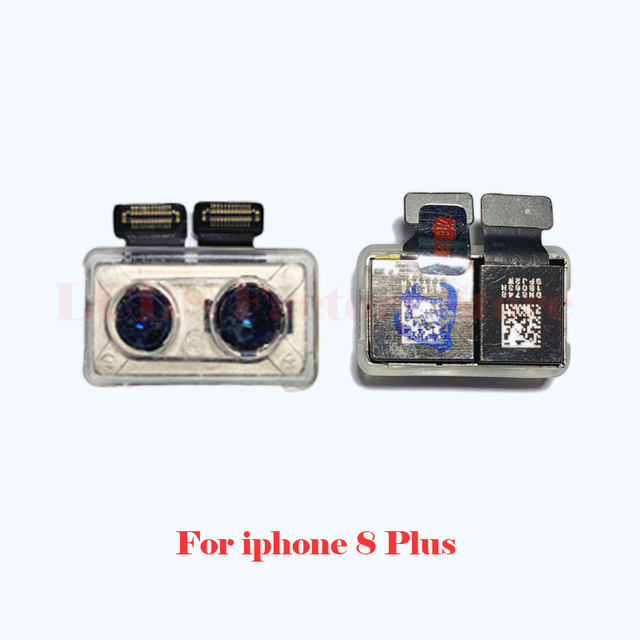 Original Camera For iphone 4S 5S 6 6s 7 8 Plus Back Camera Rear Main Lens Flex Cable Camera For iphone X XR XS MAX 11 PRO Camera 6