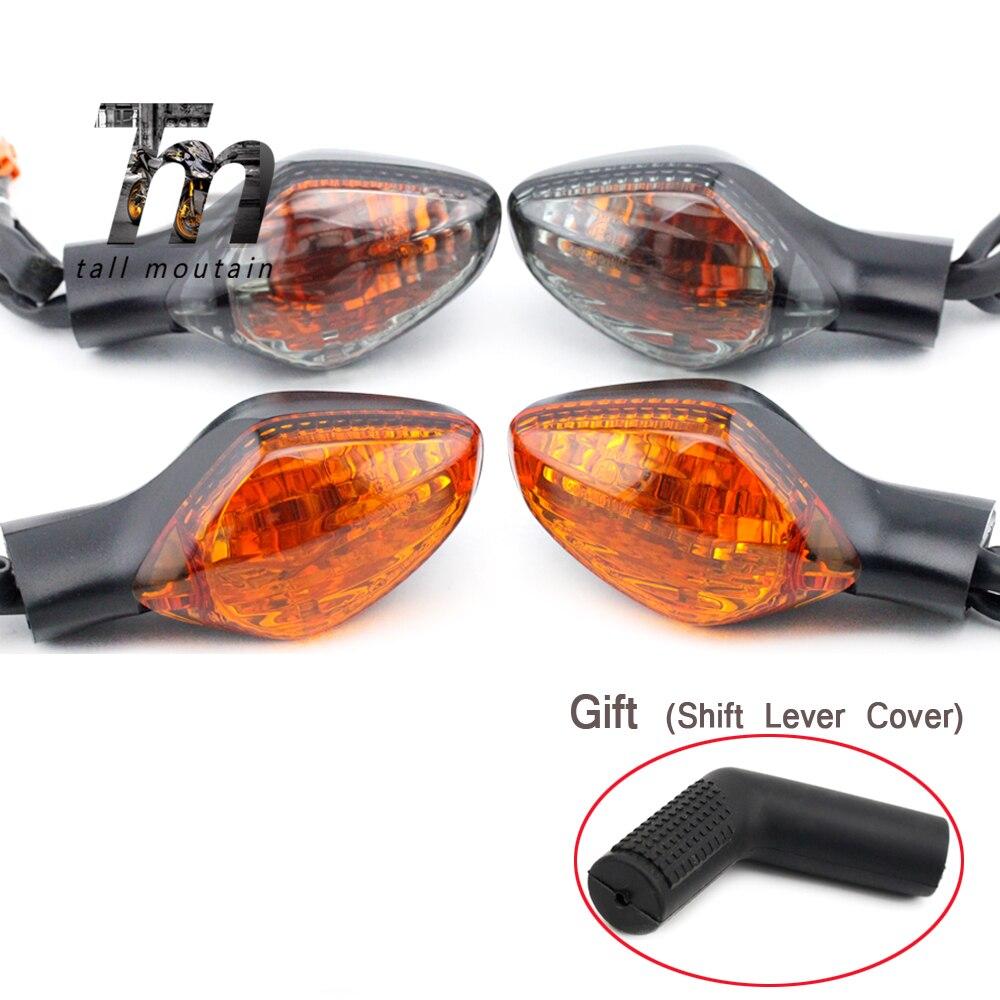 Turn Signal Indicator Light For HONDA CBR650FCBR500R CB500F CB500X CBR400R CB400F CB400X Motorcycle Front/Rear Lamp  CB650F 400x