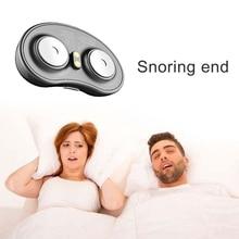 Smart Stop Snoring Biosensor Sleep Apnea anti snore Device Sleeping Aid with APP controls and sleep monitor sleep aid device