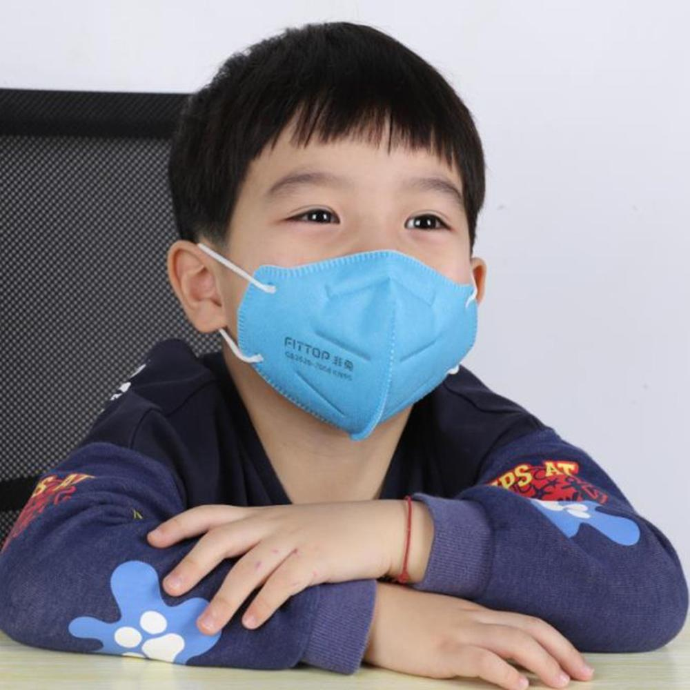 FDA United States CE Standard FFP3 Mask Available Non-Woven Dust Mist Kn95 Child Mask Face Mask Over 3 Years Old