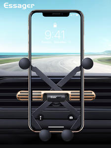 Essager Car-Phone-Holder Stand Clip-Cell Air-Vent-Mount Gravity Universal iPhone Mini