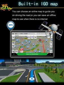 "Image 5 - DSP 10.1"" Android 10.0 4GB RAM 8 Core 64GB Car DVD Player GPS naviga Radio wifi Bluetooth 5.0 For Hyundai IX35 TUCSON 2015 2017"