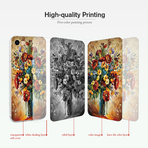 Image 4 - TAOYUNXI Soft TPU Case For TP LINK Neffos C9A Cases For TP LINK Neffos C9A TP706A TP706C 5.45 inch DIY Painted Protective Covers