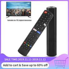 ABS IR TV Remote Control untuk TCL Televisi Digital RC311S 06-531W52-TY02X Remote Control Hitam(China)