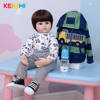Кукла-младенец KEIUMI 24D15-c461-S10 5