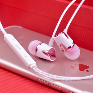 Image 2 - TC 16 Wired USB Type C In Ear Earphone Soft Silicone Earbuds Subwoofer Mic Music Headset For Samsung S20 Ultral Xiaomi Huawei