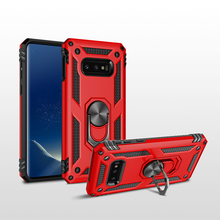 luxurious Armor Shockproof Anti Fall ring Bracket Phone Case For Samsung Galaxy A10S A20S A90 A51 A71 A81 A91 M60S M80S Cover
