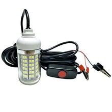 Deep Drop Fishing Light LED Lure Bait Lamp Underwater Waterproof for Night Fishing  WWO66