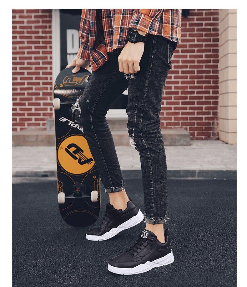 conforto rendas tênis masculinos luz respirável sapatos