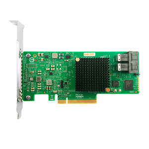 Ceacent AS3008T 9300-8I 12Gb/s SAS/SATA Control Card PCIe3.0 X8 chipset LSI 3008 8port 2*8643(China)