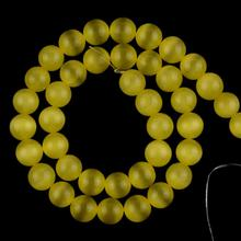 Natural Mineral Gem Yellow Cat Eye Stone Beads For Jewelry Making 4mm-12mm Round Spacer Loose Beads Diy Bracelet Acessories 15'' elliott erwitt cuba
