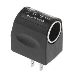 Image 5 - 1 Pcs 자동차 담배 라이터 전원 변환기 AC 110 V 240 V DC 12V 충전기 또는 자동차 라이터 플러그인 자동차 액세서리