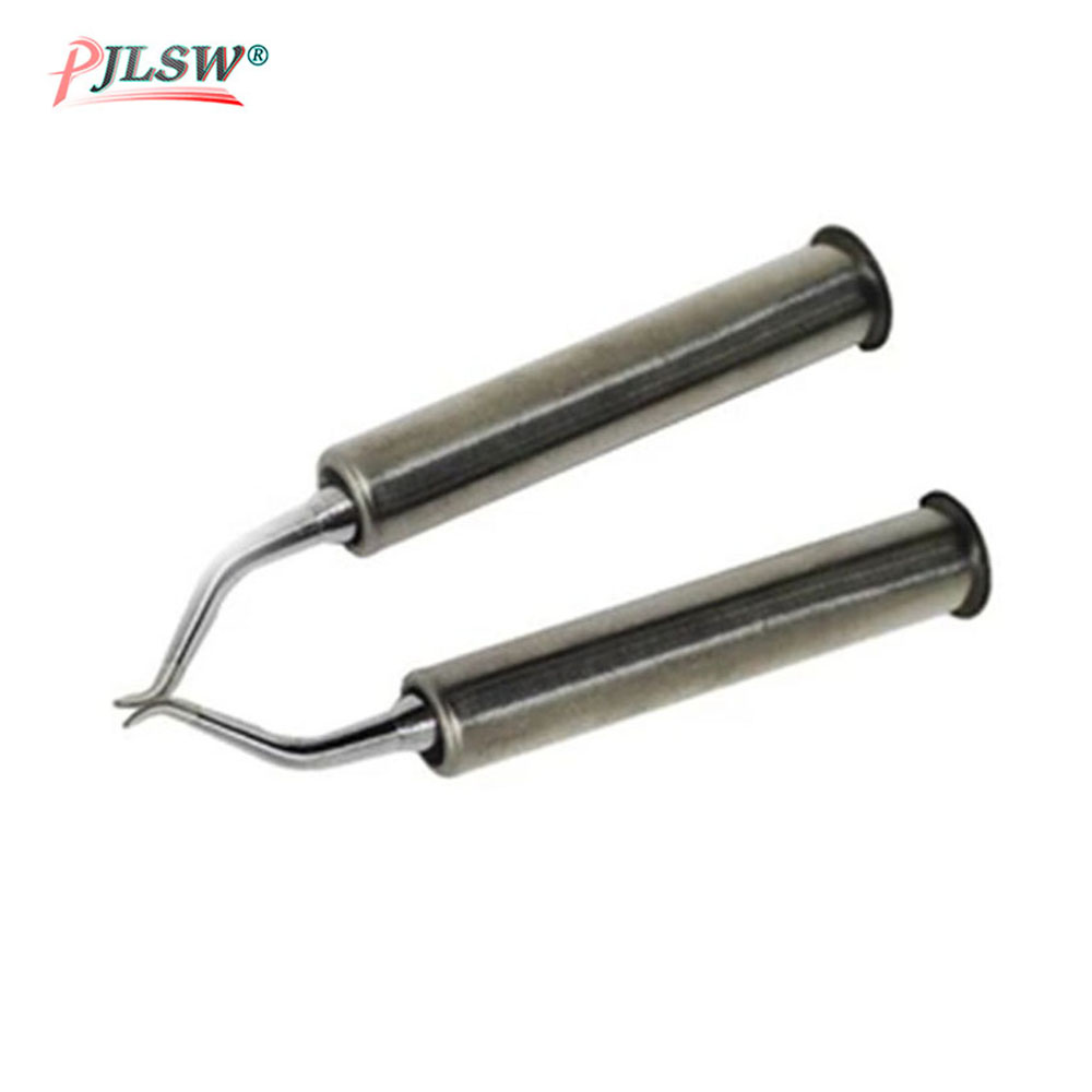 GORDAK 902 Electric Soldering Iron Tweezers Special Elbow Electric Chuck Desoldering IC Chip Clip Tsui Symmetrical Elbow