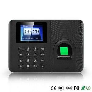 A10 Biometric Fingerprint Time