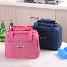 цена на Waterproof Thermal Bag Lunch Cooler Bag Insulation Portable Ice Pack Thermal Bag Food Delivery Bag Drink Carrier Insulated Bag