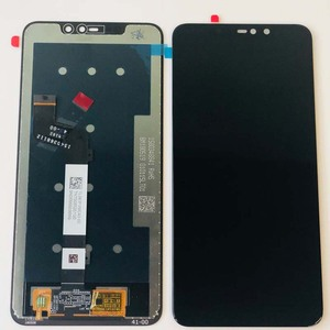 Image 5 - オリジナル 6.26 xiaomi redmi 注 6 プログローバル lcd の表示画面アセンブリデジタイザタッチスクリーン部品 + 10 ポイント + フレーム