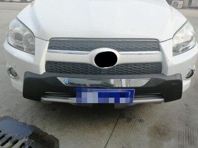 Auto Modificatie Voor/Achter Bumper Voor Toyota RAV4 2009 2010 2011 2012 2013 - 2