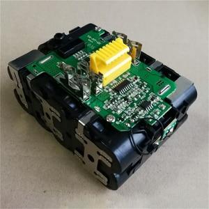 Image 2 - Ersatz Batterie Fall Lade Schutz PCB Circuit Board für MAKITA 18V BL1830 3,0 Ah 5,0 Ah BL1840 BL1850 Li Ion batterie