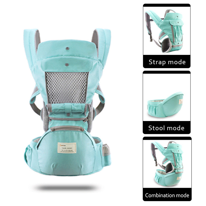 Baby Sling Carrier More Labor-saving Hipseat For Baby Going Out Ergonomico  Baby Accessories  0-36 Months