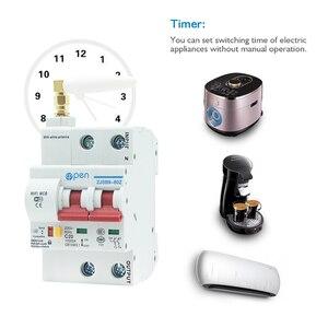 Image 2 - Автоматический выключатель/умный выключатель/Интеллектуальная автоматическая защита от перегрузки