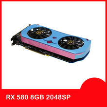 Cute Pet RX 580 8GB Gaming Graphics Card AMD YES 2