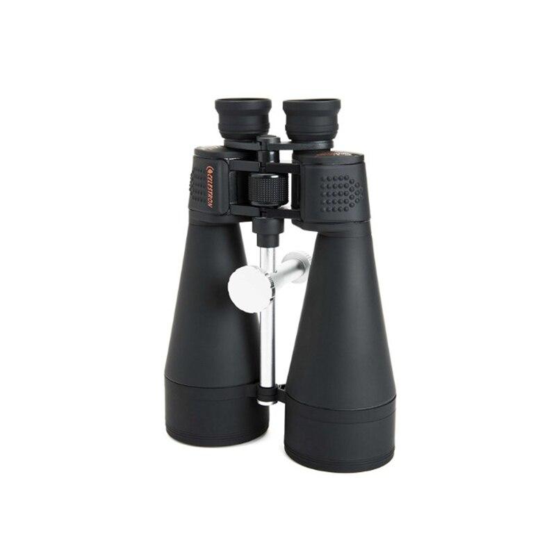 High Powered Celestron SkyMaster 20x80 Professional Outdoor Binoculars BAK4 Prism Night Vision Astronomical Telescope View Moon