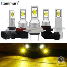 H11 H16 H1 H3 9006 H27W светодиодный противотуманный фонарь светильник для Toyota Camry 40 50 70 RAV4 Corolla e120 e150 Yaris Prius 20 30 50 Highlander CH-R