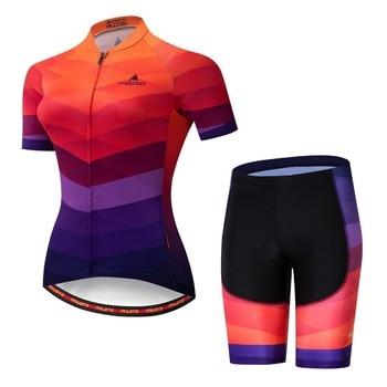 MILOTO-Conjunto de Ropa para Ciclismo de equipo profesional iam, conjunto de Ropa...