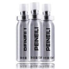 Peineli spray masculino para ejaculação precoce, spray logo tempo de ejaculação atraso eficaz duração até 60 minutos pulverizador prevenção ml