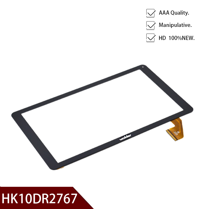 Original 10.1 Inches For HK10DR2767 Tablet Capacitive Touch Screen Panel Digitizer Glass Replacement  Free Shipping