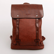 Travel Backpacks School-Bags Fashion Retro College Waterproof Unisex for Men High-Quality
