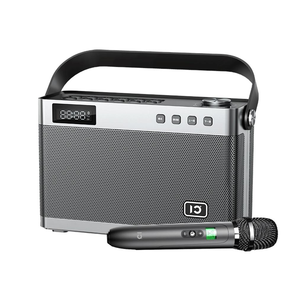 40 Вт беспроводной Bluetooth 5,0 динамик высокое качество для живой музыки инструменты Открытый домашний DSP HIFI портативный Бас Сабвуфер