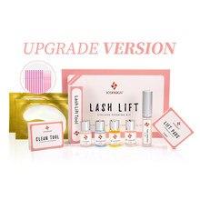 Upgrade Versie Iconsign Lash Lift Kit Wimper Lifting Set Volledige Professionele Wimper Lift Make Up Voor Wimpergroei