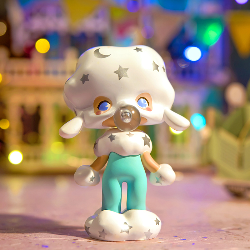 Blind Box Goco Is Cool Enough Masker Momo Halloween Mask Girl Hand To Do Decoration Trend Toy Authentic